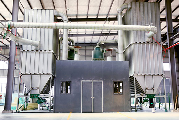 Central-dust-collection-system-of-our-XPS-board-production-lines