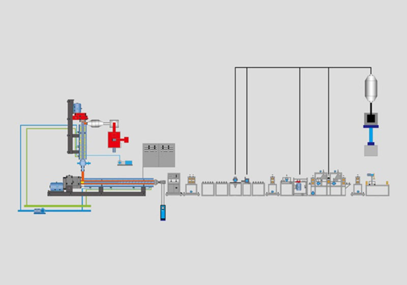 Our-XPS-foam-board-production-line-layout