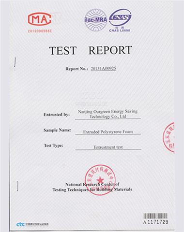 Test Report 01