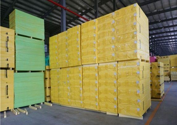 Plastic Packing XPS Foam Board
